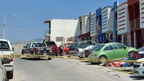 Hombre es asesinado tras riña vecinal