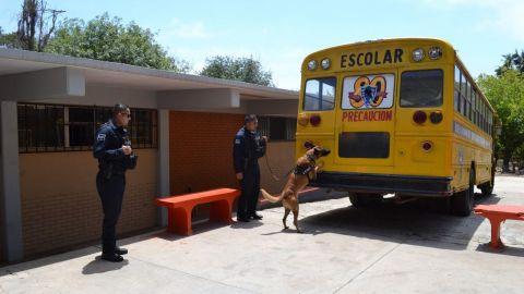 Vigilarán escuelas para impedir actos vandálicos