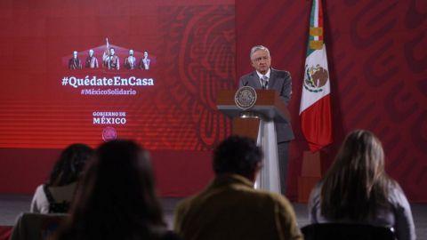 """Celebra AMLO transmisión de """"mañaneras"""" en Coahuila e Hidalgo"""