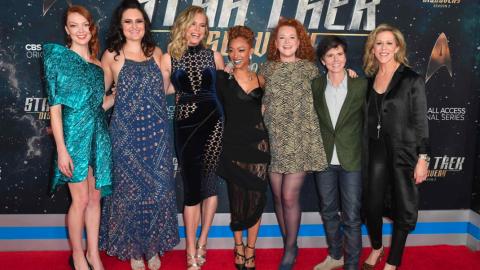 Star Trek tendrá sus primeros personajes transgénero y no binario