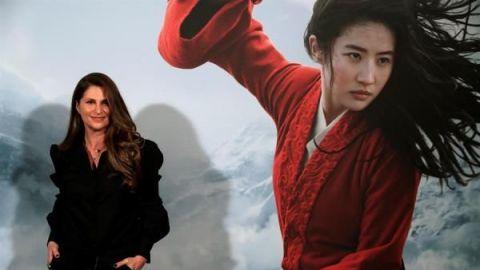 ''Mulan'', una versión más adulta de la guerrera que ha peleado por su estreno