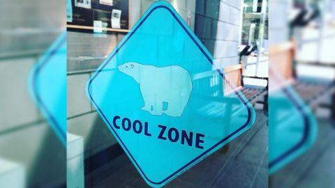 Zonas frías para refugiarse del calor en San Diego