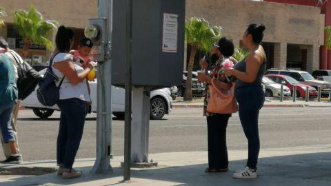 Pronostican hoy máximas de 48°C para Mexicali