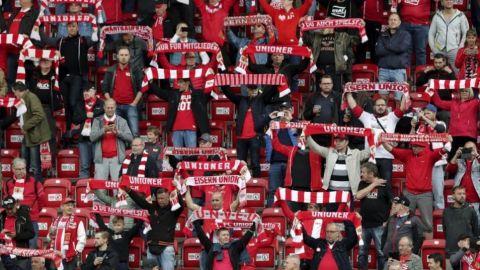 Union Berlin recibe a 4.000 hinchas en amistoso