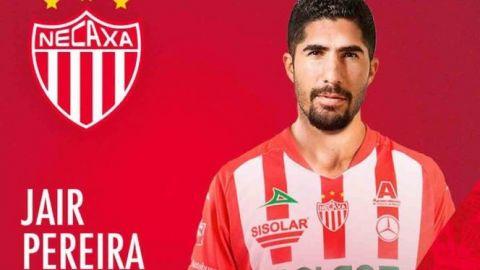 Jair Pereira es nuevo jugador de Necaxa