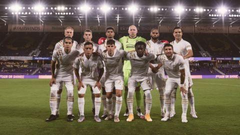 Con Cubo Torres y Damm, Atlanta United rescató empate