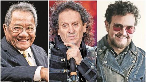 """Manzanero, Lora y Syntek arman """"bohemia"""" vía streaming"""