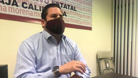 """No fui impuesto por """"dedazo"""", fue por acuerdo de consejeros: Ismael Burgueño"""