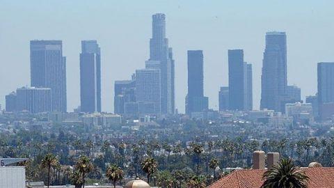 Ola de calor ''extremo''  deja temperaturas récord en  Los Angeles, California