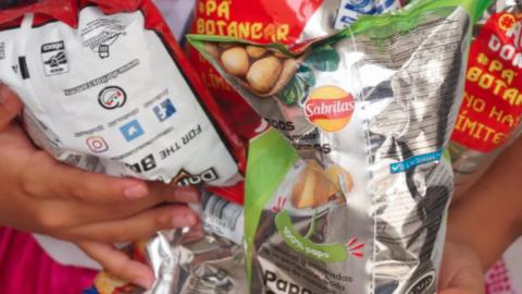"""Entra en vigor en Oaxaca ley que prohíbe vender """"comida chatarra"""" a niños"""