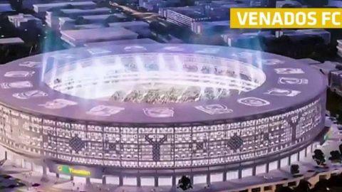 Estadio Sostenible de Yucatán; tendrá detalles mayas