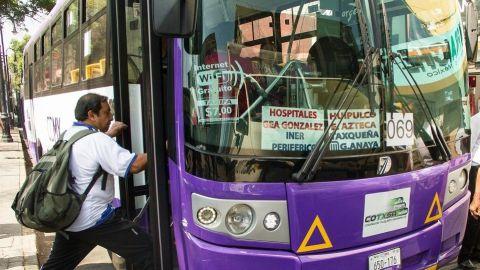 Edomex suma 257 conductores del transporte muertos por Covid