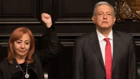 Entre duras críticas, senadores piden renuncia de Rosario Piedra Ibarra