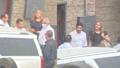 Alcalde de Ensenada estuvo en Tijuana para el cumpleaños de un funcionario
