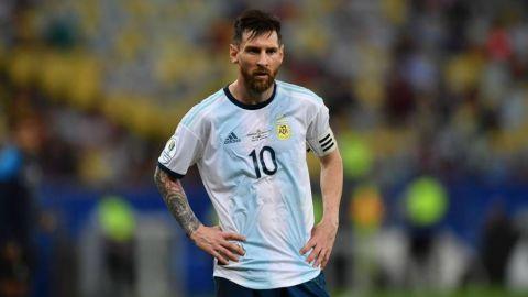 Messi, habilitado para jugar con Argentina las eliminatorias de Conmebol