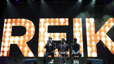 Reik celebra a México con versiones de grandes de la música regional