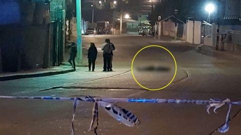Tres asesinatos en la noche del viernes