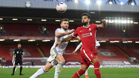 Liverpool evita una 'locura' con el Leeds