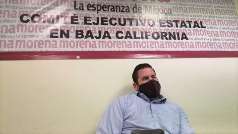 Reunión de Consejeros de Morena, a puerta cerrada y en lugar por definir