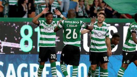 Tres jugadores del Sporting de Portugal dan positivo por coronavirus