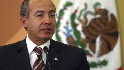 México Libre es objeto de una persecución desde el poder: Calderón