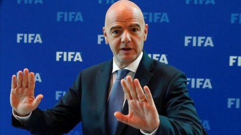 FIFA promete transparencia en la firma de un acuerdo anticorrupción con ONU