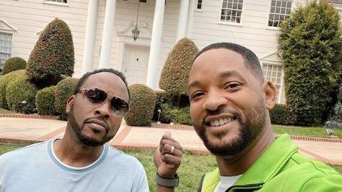 Will Smith pondrá en alquiler la mansión de ''El Príncipe del rap''