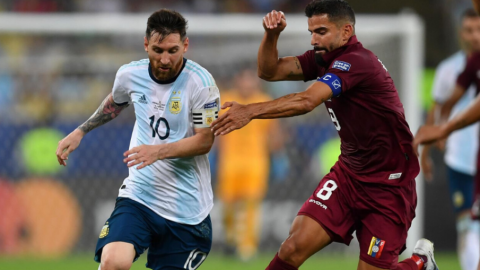 Eliminatoria sudamericana comenzará en octubre a pesar de preocupaciones