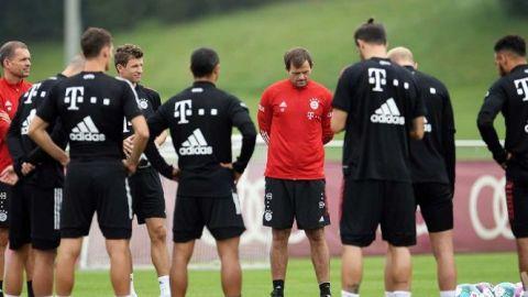 Ensayo en la Bundesliga: permitirán aficionados