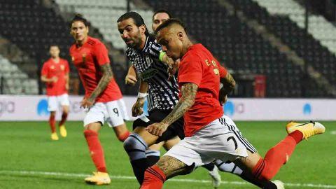 Benfica se queda sin Champions League