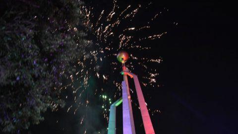 Critican uso de pirotecnia en festejo 210 de la independencia en Mexicali