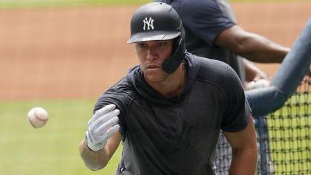 Aaron Judge activado por los Yankees