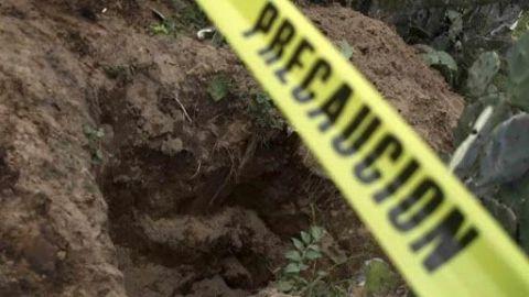 Localizan cinco fosas clandestinas con restos humanos en Nogales