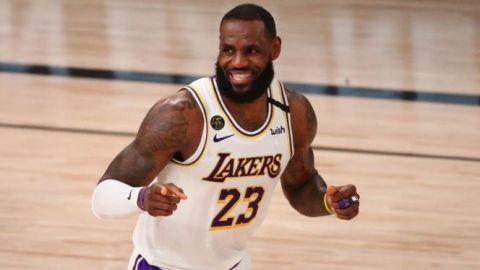 Dan a conocer el equipo ideal de la temporada de la NBA
