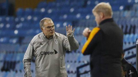 El Leeds de Bielsa queda fuera de la Copa de la Liga inglesa