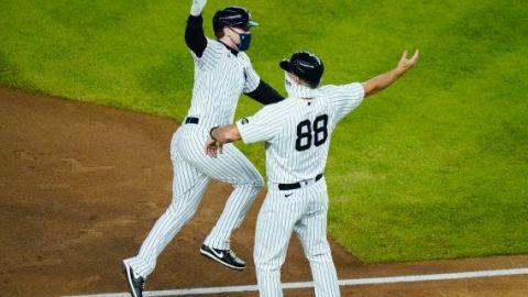 Yankees hicieron historia con sus siete HR