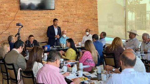 Alcalde de Ensenada asiste a eventos en Tijuana
