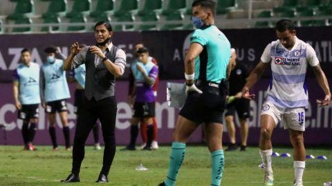 Que también sancionen a los árbitros, solicita Paco Palencia