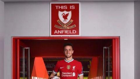 Liverpool ficha al portugués Diogo Jota, del Wolverhampton