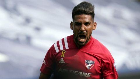 Jara aporta doblete a triunfo de FC Dallas sobre Sporting KC