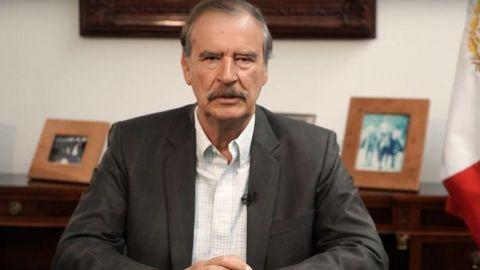 El PAN ha sido y será el mejor conductor del país: Vicente Fox