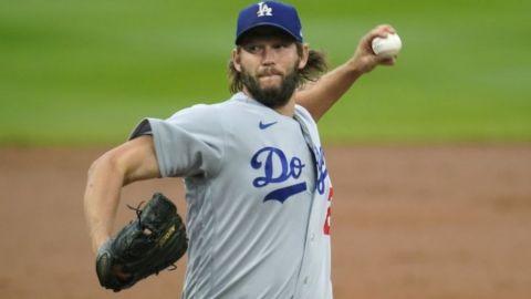 Kershaw luce en 7 innings; Dodgers vencen a Rockies
