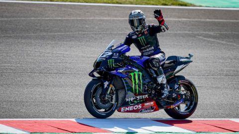 Triple español en MotoGP