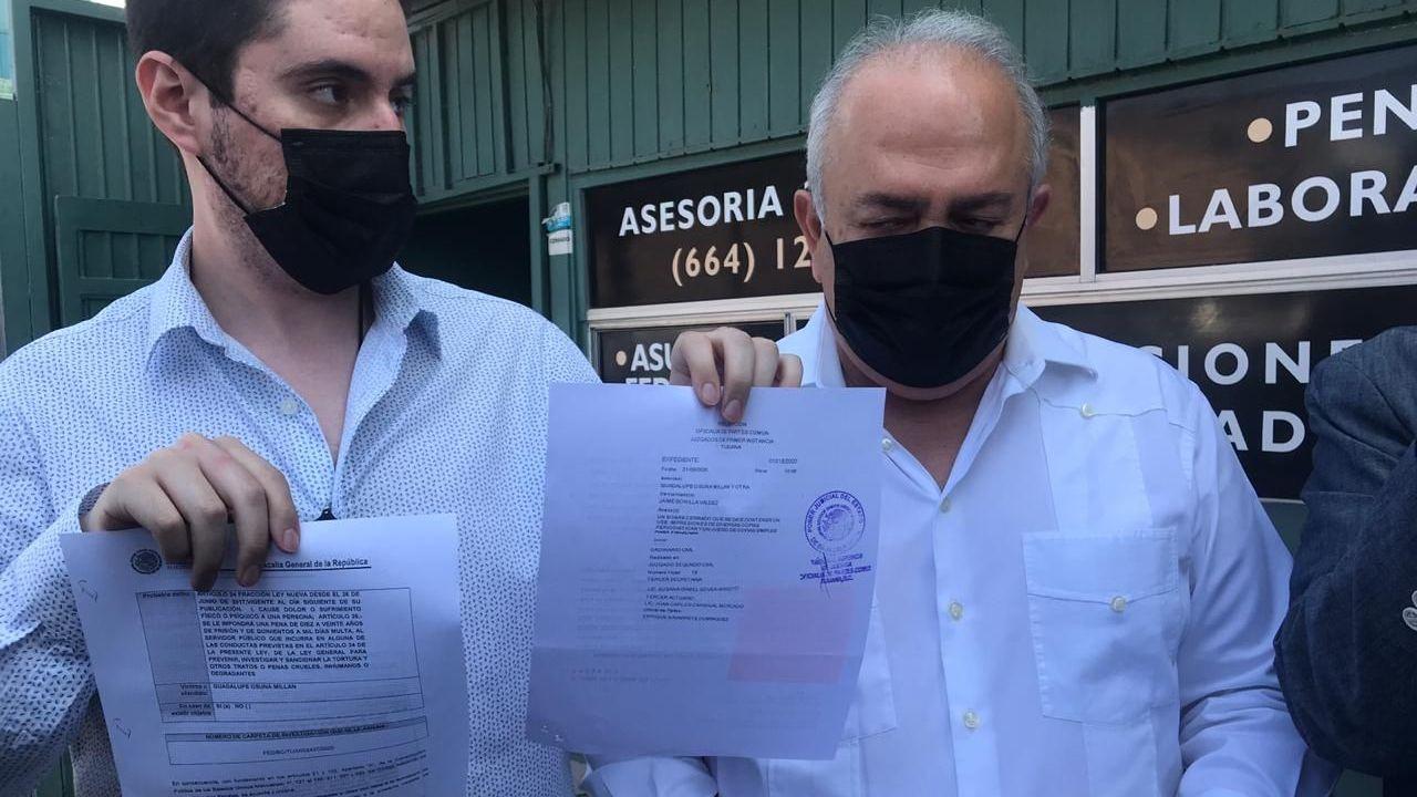 VIDEO: Osuna Millán agradece apoyos ante embestida de Bonilla