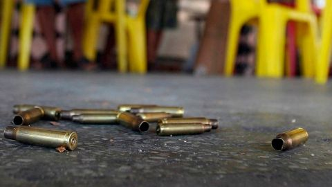 Asesinan en su puesto de carnitas a taquero que denunció extorsión