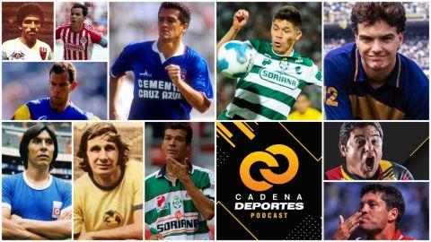 CADENA DEPORTES PODCAST: ¿Qué lugar tiene Oribe Peralta entre los goleadores?