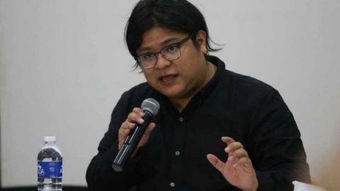 Cerrará Gibran Ramírez gira rumbo a la presidencia de Morena en Tijuana