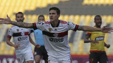 Flamengo se sobrepone a la adversidad y gana en Libertadores