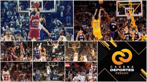 CADENA DEPORTES PODCAST: Los 'buzzer beaters' más recordados de la NBA