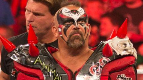 Fallece Road Warrior Animal, leyenda de la WWE